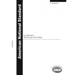 ANSI Z80.9-2020