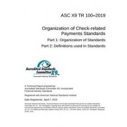 X9 ASC X9 TR 100-2019